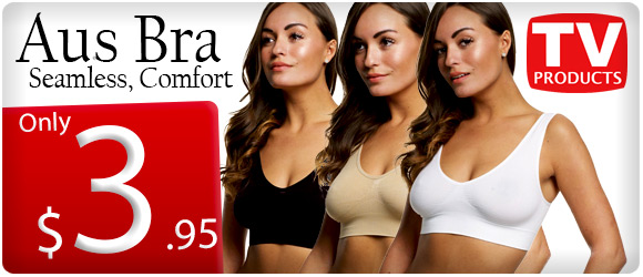 Aus Bra - Only $3.95 Each