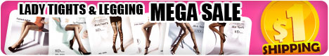 Lady Tights and Legging MEGA Sale with $1 Shipping
