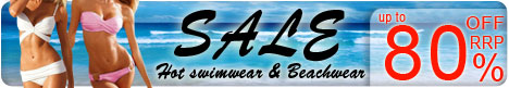 Hot Summer Swimwear & Beachwear Sale!
