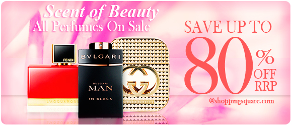Save up to 80% off scents of beauty all perfumes on sale at ShoppingSquare.com.au  at ShoppingSquare.com.au