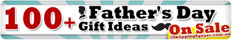 100+ Father's Gift Ideas On Sale!