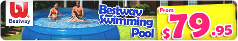 Bestway Swimming Pool - From $79.95