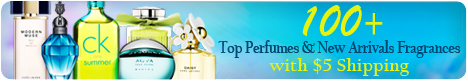 100+ Top Perfumes & New Arrivals Fragrances with $5 Shipping