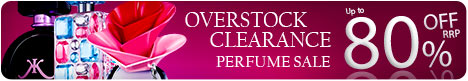 Perfumes Overstock After Christmas Sale