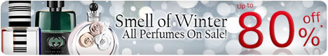 Smell of Winter - All Perfumes On Sale Up to 80% OFF