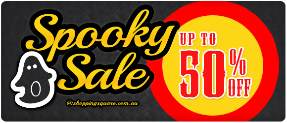 Spooky SALE ending soon... Up to 50% Off - While Stock Last