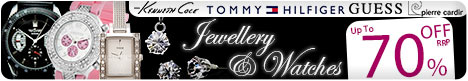 Jewellery & Watches On Sale! - Quality Designer Brands included