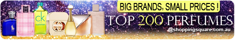 Top 200 Perfumes - Big Brands, Small Prices!
