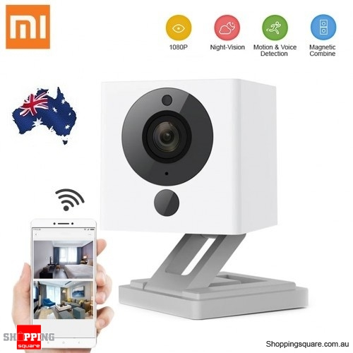 Xiaomi XiaoFang 1080P Night Vision Wi-Fi IP Camera Motion/Voice Detection