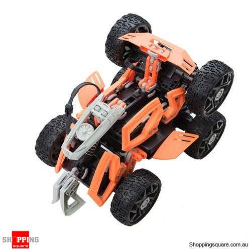 Remote Control Off-Road DIY Car 6 wheels multi-Surface