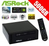 AsRock ION 3D Blu-Ray 500GB Home Theater PC - USB 3.0