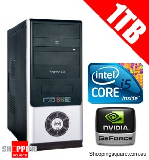 APUS Intel i5 Quad Core 2.8GHz Budget Gaming System