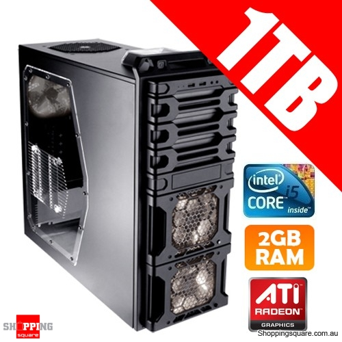 APUS Intel Core i5-2400 3.1GHz Budget Gaming System