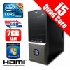 APUS Intel i5-2400 Quad 3.10GHz Budget Desktop PC System