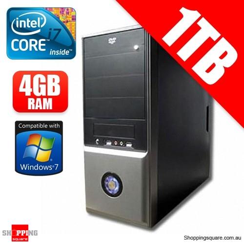 APUS Intel i7 2600 Budget Desktop Computer System