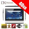 "Dxtreme D101 10.1"" Android 40GB (8GB + 32GB) Tablet PC"