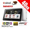 "Ainol Novo Mars 7"" Android 4.0 40GB* Multi-Touch Tablet PC WiFi"
