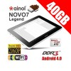 Android 4.0 Many-Core Multi-Touch Tablet PC WiFi 40GB (8GB + 32GB MicroSDHC)