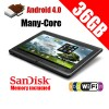 7 inch 36GB Android 4.0 Many-Core Multi-Touch Tablet PC WiFi