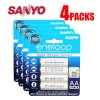 16x (4x Pack of 4) 2000mah Rechargeable Sanyo eneloop AA Battery Bundle