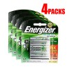 16x (4x Pack of 4) Rechargeable Energizer AA Battery Bundle