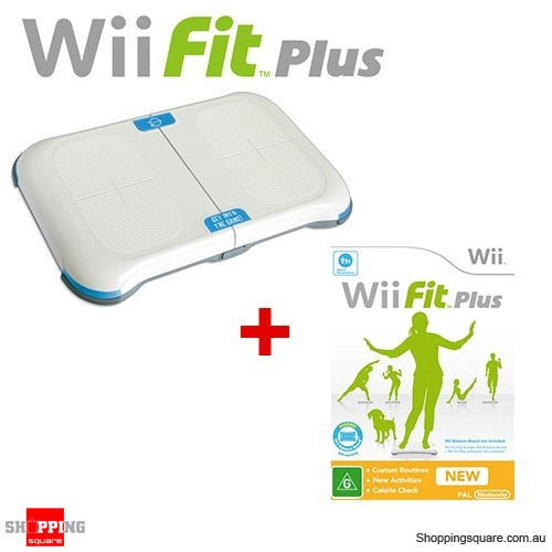 Balance Board Sports Direct: Nintendo Wii Fit Plus Bundle Compatible Nintendo Wii