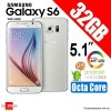 Samsung Galaxy S6 SM-G9200 Dual-Sim 32GB Smart Phone White - Factory Refurbished