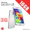 Samsung Galaxy S5 16GB G900H 3G Smart Phone White - Factory Refurbished