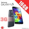 Samsung Galaxy S5 16GB G900H 3G Smart Phone Black - Factory Refurbished
