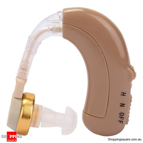 C-109 Rechargeable Hearing Aid Sound Amplifier Behind the Ear with Adjustable Volume