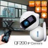 ESCAM QF200 960P 1.3MP WiFi Mini Robot IR IP Camera with Night Vision 360 Degree Rotation Alarm & Audio