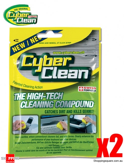 Cyber Clean (2pcs bundle pack)