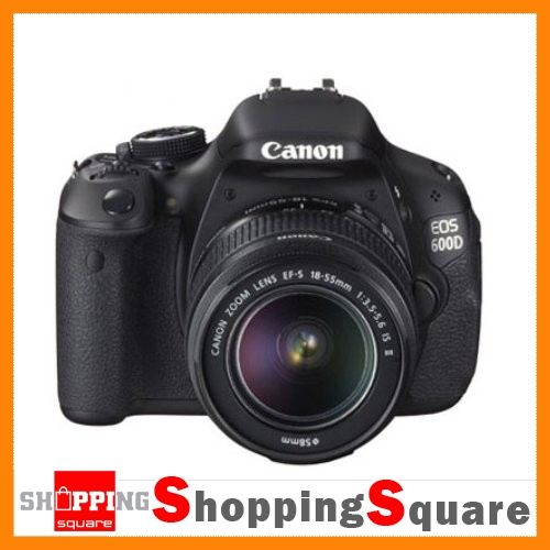 Canon-EOS-600D-18MP-DSLR-Camera-Kit-18-55mm-Digital-SLR-Lens-AU-Warranty