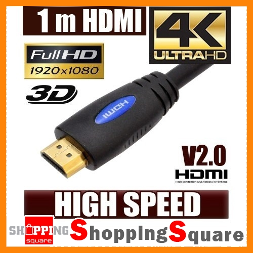 1M-HDMI-Cable-v2-0-3D-High-Speed-with-Ethernet-HEC-4K-UltraHD-Digital-Gold-Plate