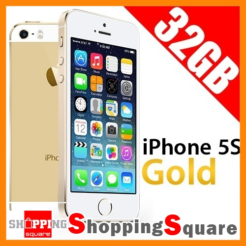 NEW-Apple-iPhone-5s-32GB-Gold-Unlocked-New-Sealed-4G-LTE-Smart-Phone