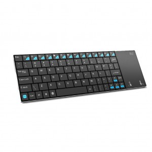 Rii RT-MWK12 Wireless Bluetooth Keyboard with Touchpad Mouse AND LED Backlit