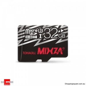 MIXZA U3 4K Micro SD Card UHS-I Flash TF Card Class10 -32 GB