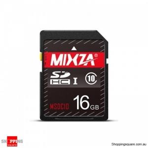 MIXZA SD Card MSDC10 - U1  Camera Memory Card -16 GB