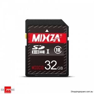 MIXZA SD Card MSDC10 - U1  Camera Memory Card -32 GB