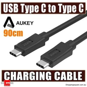Aukey 90CM USB 3.1 Type-C to Type-C Cable
