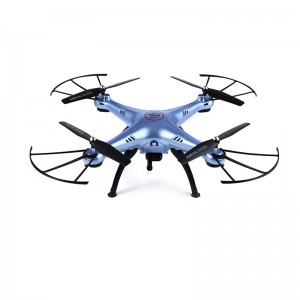 Syma X5HC RTF FPV 4CH 2.4GHz 6-Axis Gyro Drone RC Quadcopter with 2.0MP HD Camera