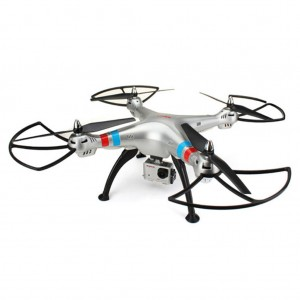 SYMA X8G 2.4GHZ 4CH 8MP HD Camera RC Drone Quadcopter