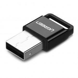 UGreen Mini USB Bluetooth V4.0 Adapter Dual Mode Dongle Black Colour