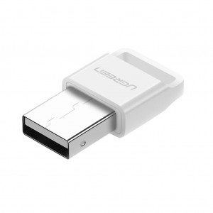UGreen Mini USB Bluetooth V4.0 Adapter Dual Mode Dongle White Colour
