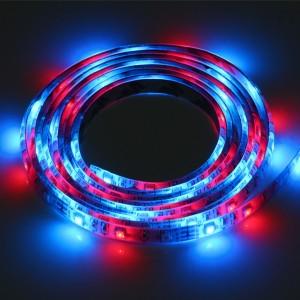 5M SMD 3528 RGB 300 LED Strip Light DC 5V w/ USB Cable & 3 Keys Controller