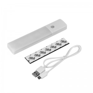 IR Motion Detector USB Rechargeable LED Lights Lamps for Cabinet
