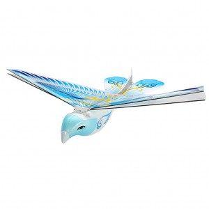 2.4G 2CH Radio Control Flying Bird Blue Colour