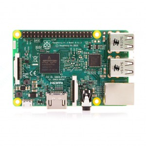 Raspberry Pi 3 Model B Motherboard On-board Wi-Fi/Bluetooth Development Board