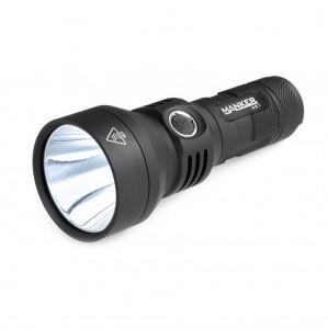 Manker U21 1300 lumen CREE XHP35 HI LED Flashlight Torch