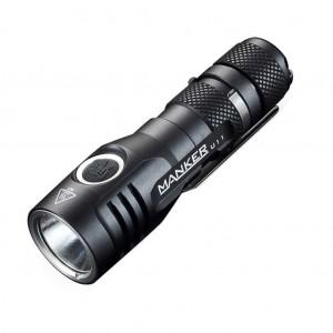 Manker U11 Portable 1050 lumen Cree XP-L V5 LED Flashlight Torch